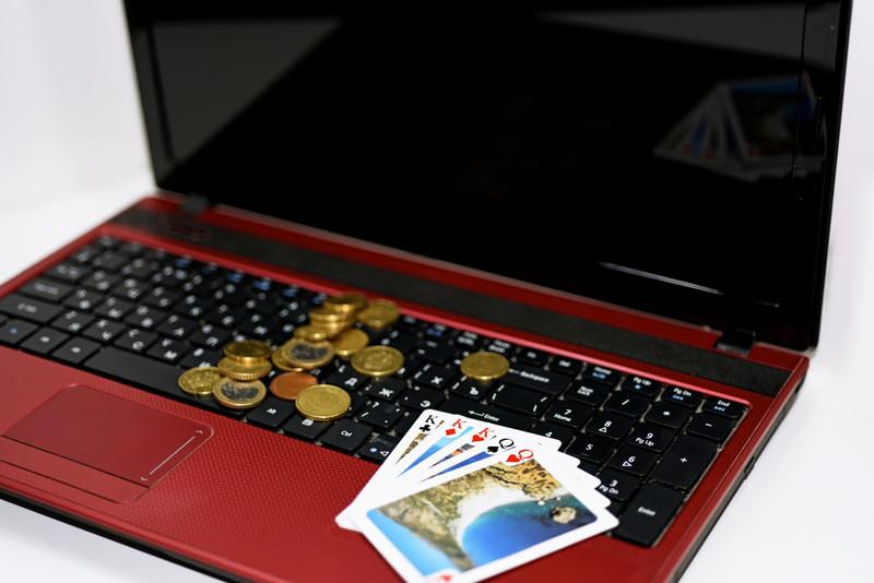パソコンでギャンブル